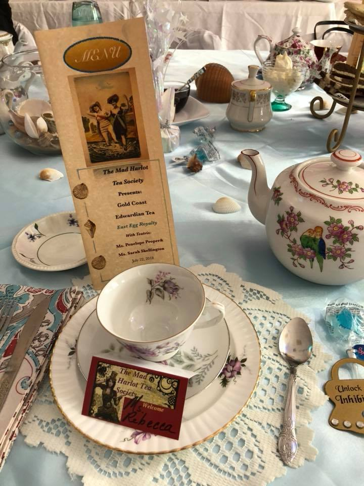 Royal Victorian Tea at the Smithtown Historical Society
